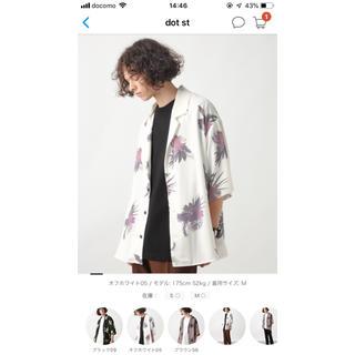 HARE - アートトロピカルビッグカイキンシャツ