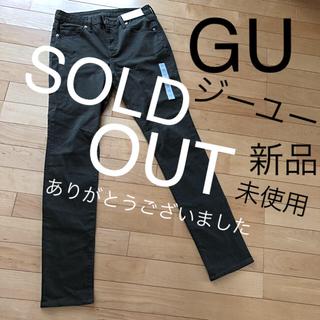 ジーユー(GU)のGU ジーユー スキニーパンツ XLサイズ 新品 未使用 70(スキニーパンツ)
