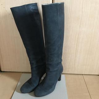 ドゥーズィエムクラス(DEUXIEME CLASSE)のロングブーツ 23.5cm(ブーツ)