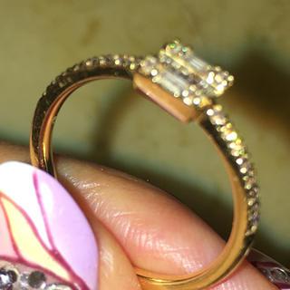 BELLESIORAリング実物写真(リング(指輪))