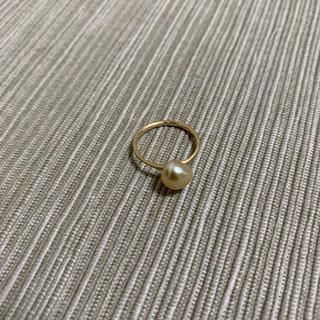 リコ(RICO)のRICO by mizuki shinkai 南洋パールリング(リング(指輪))