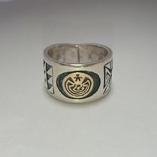 インディアン(Indian)のジェイソンタカラ 14K メイズリング(リング(指輪))