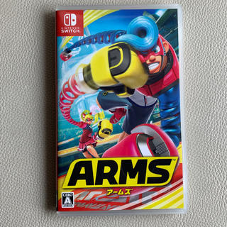 Nintendo Switch - ARMS  アームズ  SWITCH