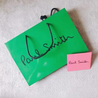 ポールスミス(Paul Smith)の【送料込み】ポールスミス / ショップ袋とミニ封筒(ショップ袋)