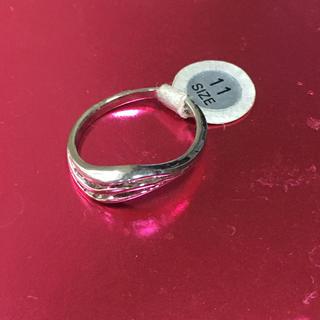 新品 リング 指輪 11号(リング(指輪))