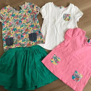 ネクスト(NEXT)のNEXTスカートとTシャツ3枚セット(スカート)