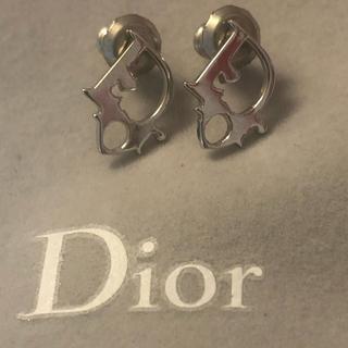 ディオール(Dior)のディオール ピアス (両耳用)(ピアス(両耳用))