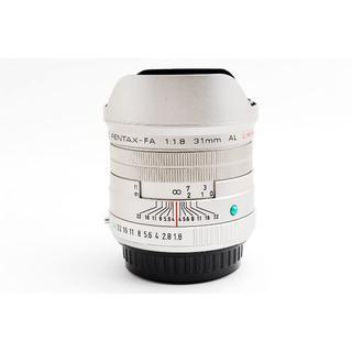 PENTAX - ■■ ペンタックス PENTAX FA 31mm 1.8 日本製 ほぼ 新品