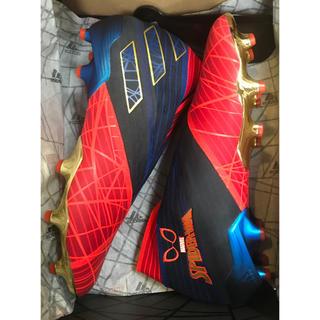 アディダス(adidas)のリミテッド ネメシス19 FG ADV スパイダーマン(シューズ)