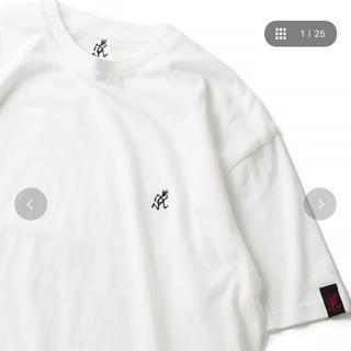 グラミチ(GRAMICCI)のGramicci×FREAK'S STORE/グラミチ 別注LOGO TEE(Tシャツ/カットソー(半袖/袖なし))