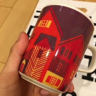 マリメッコ(marimekko)のマリメッコ marimekko 食器 マグカップ  クリスマス 限定 レア(食器)