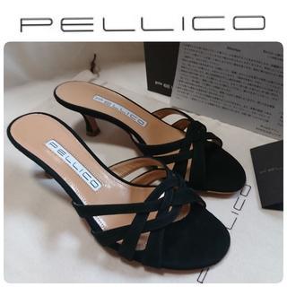 PELLICO - 19SS完売 新品 PELLICO サンダル ミュール 定価51840円 36