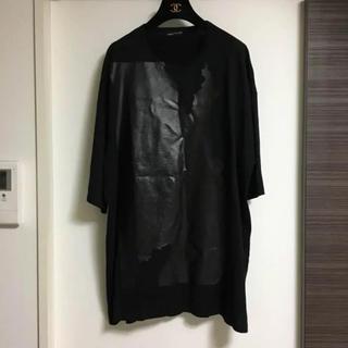 ラッドミュージシャン(LAD MUSICIAN)のラッドミューシャン ビッグTシャツ 新品未使用(Tシャツ/カットソー(半袖/袖なし))