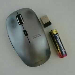 エレコム(ELECOM)のELECOM 無線 静音 マウス(PC周辺機器)