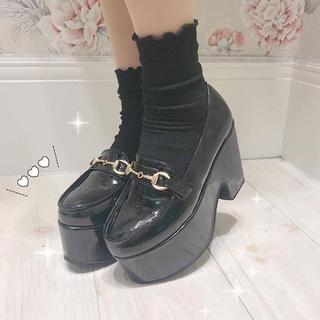 エブリン(evelyn)のevelyn オリジナルビットローファー(ローファー/革靴)