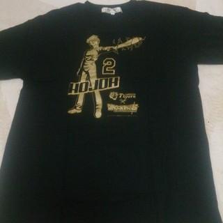 ハンシンタイガース(阪神タイガース)の阪神タイガース  Tシャツ  2HOJOH(応援グッズ)