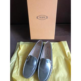 トッズ(TOD'S)のTOD'S トッズ  ローファー  モカシン  35(ローファー/革靴)