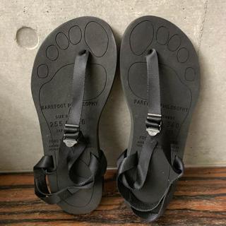 フットザコーチャー(foot the coacher)の foot the coacher/BAREFOOT SANDALS サンダル(サンダル)