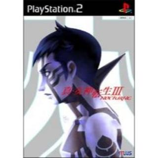 PlayStation2 - 真・女神転生III-NOCTURNE