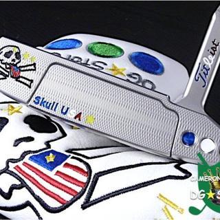 スコッティキャメロン(Scotty Cameron)のスコッティキャメロンNewport2 Skull Flag-T Ltd 34(クラブ)