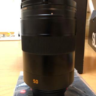 ライカ(LEICA)のLeica summilux-SL 50mm f1.4 ASPH(レンズ(単焦点))