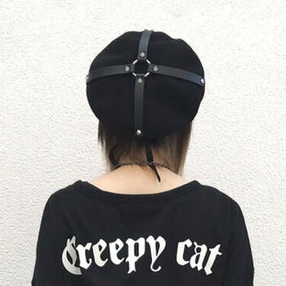 HELLCATPUNKS - 【HELLCATPUNKS】ハーネスベレー帽