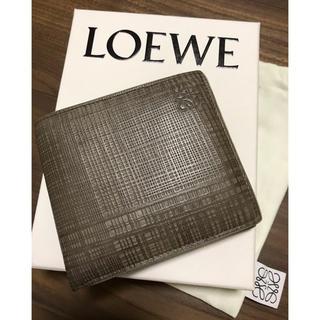 ロエベ(LOEWE)のロエベ 二つ折り財布(折り財布)