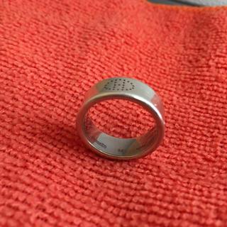 エルメス(Hermes)のエルメス、シルバーリング、男女兼用(リング(指輪))