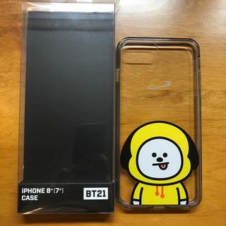 ボウダンショウネンダン(防弾少年団(BTS))のiPhone8+・7+ 対応 BT21 CHIMMY iPhone用ケース(iPhoneケース)