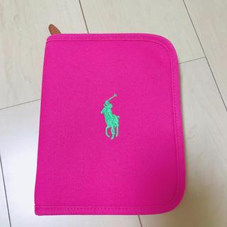 ラルフローレン(Ralph Lauren)の美品 ラルフローレン 母子手帳ケース(母子手帳ケース)