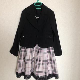クミキョク(kumikyoku(組曲))の組曲  クミキョク   サイズ120から130  女の子 フォーマル スーツ(ドレス/フォーマル)