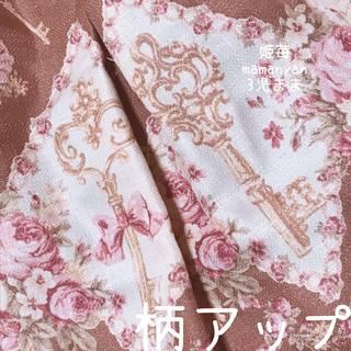LIZ LISA - 新品♡フラワーキーフレーム♡17周年記念スカート♡ウエストおリボン♡ミルクチョコ