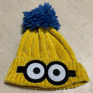 ユニバーサルスタジオジャパン(USJ)のニット帽(ミニオン)(ニット帽/ビーニー)