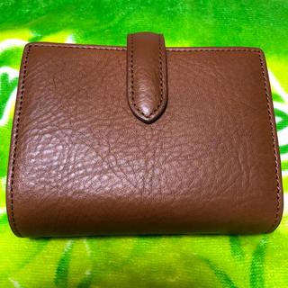 ムジルシリョウヒン(MUJI (無印良品))の無印良品 二つ折財布(財布)