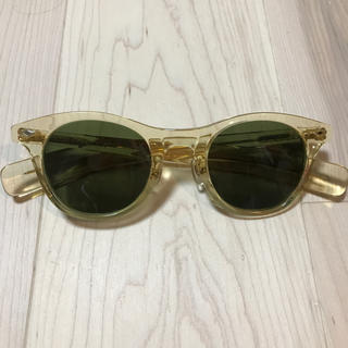 TENDERLOIN - TIMEWORN CLOTHING 白山眼鏡 ボストン テンダーロイン