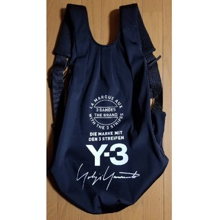ヨウジヤマモト(Yohji Yamamoto)のY-3 18ssバッグ(バッグパック/リュック)
