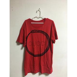 グッチ(Gucci)のgucci風 スネークTシャツ(Tシャツ/カットソー(半袖/袖なし))