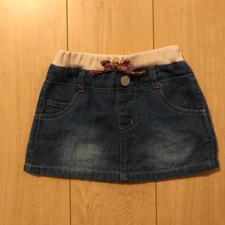 ブリーズ(BREEZE)の【格安!】BREEZE / デニムスカート size90(スカート)