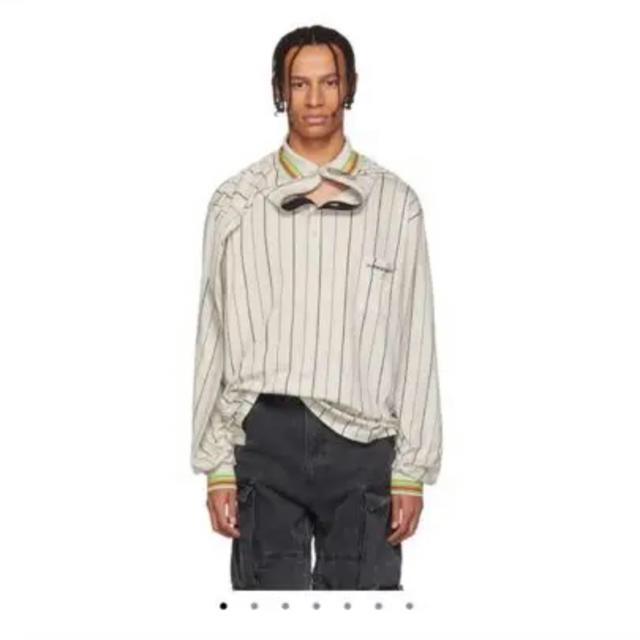 JOHN LAWRENCE SULLIVAN(ジョンローレンスサリバン)のY/PROJECT ポロシャツ 18aw メンズのトップス(ポロシャツ)の商品写真