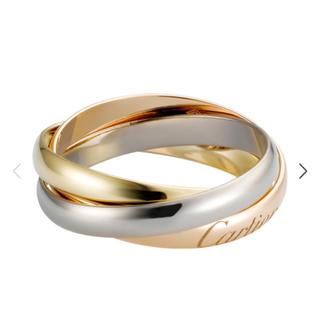 カルティエ(Cartier)のTRINITY RING(リング(指輪))