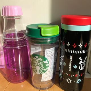 スターバックスコーヒー(Starbucks Coffee)のスタバ★福袋★ボトルとタンブラー3本セット★バラ売り可(タンブラー)