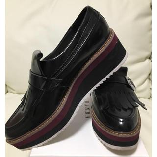 ZARA - ZARA 厚底靴 これ以上値下げはありません