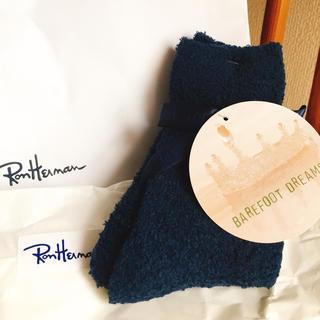 ロンハーマン(Ron Herman)のロンハーマン☆ベアフットドリームス☆靴下☆未使用新品(ソックス)