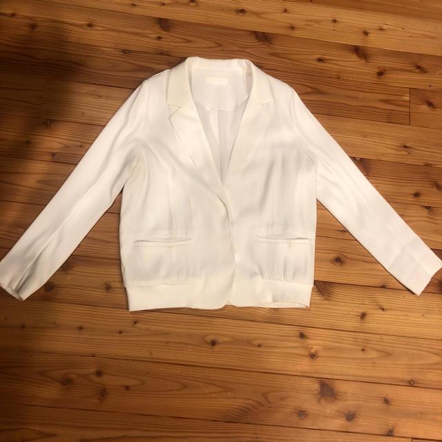 JEANASIS(ジーナシス)のJEANASIS ジャケット レディースのジャケット/アウター(テーラードジャケット)の商品写真