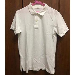 ジーユー(GU)のGU ポロシャツ ホワイト 2枚(ポロシャツ)