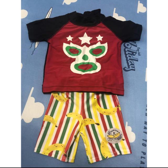 F.O.KIDS(エフオーキッズ)の水着 キッズ/ベビー/マタニティのキッズ服 男の子用(90cm~)(水着)の商品写真