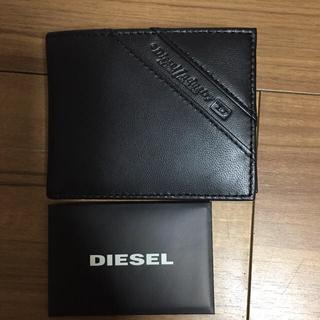 ディーゼル(DIESEL)のdiesel 財布(折り財布)