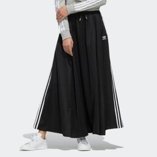 アディダス(adidas)のadidas originals ロングスカート(ロングスカート)