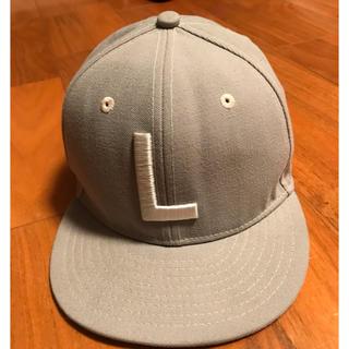 メゾンドリーファー(Maison de Reefur)のメゾンドリーファ コラボ ニューエラ(帽子)