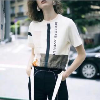 アメリヴィンテージ(Ameri VINTAGE)の完売 レア 新品 ameri vintage  Tシャツ グリーン アースカラー(Tシャツ(半袖/袖なし))